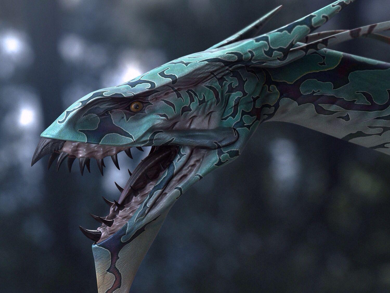 Wallpaper Neytiri Seze Avatar Hd Movies 4115: Digital & Sci-fi Art