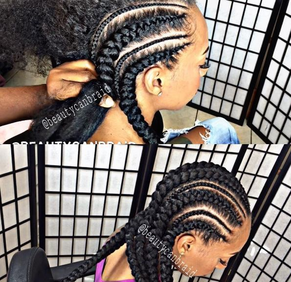 Summer 16 is officially lit and with 4th of July barbecues underway and more weekends to come where we will be spending time outside with friends everyone is trying to get a signature braid up. In our opinion, the dopest style out there has to be feed in cornrows accessorized with gorgeous braid clips. Here …