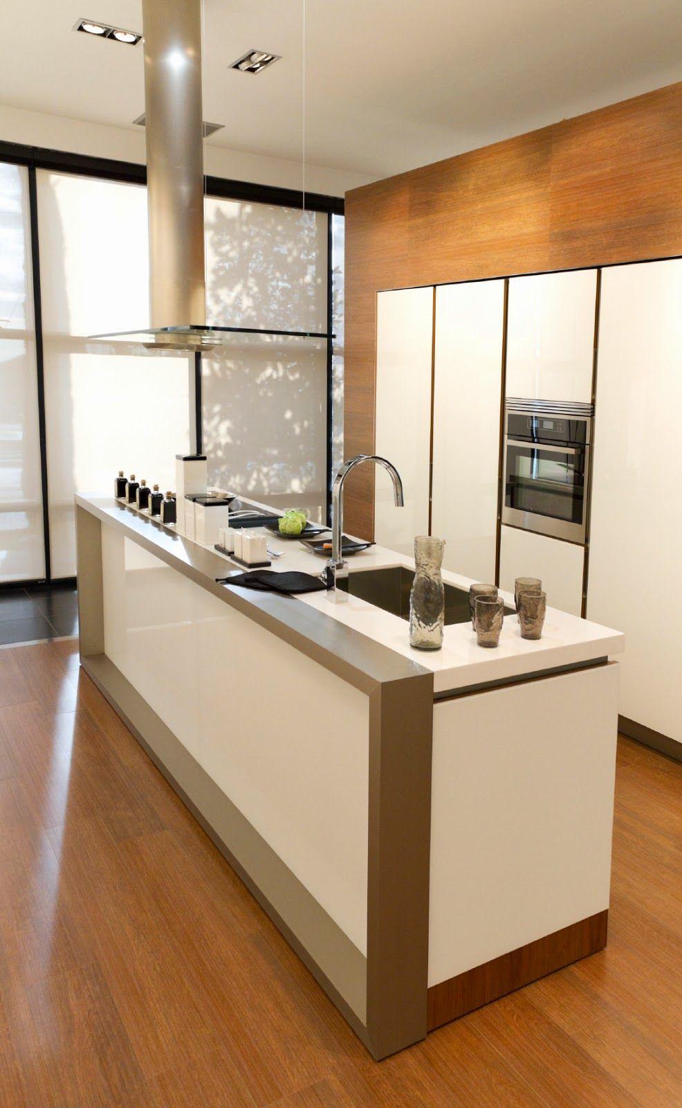 50 Ultra Modern Custom Kitchen Designs - Home Garden ...