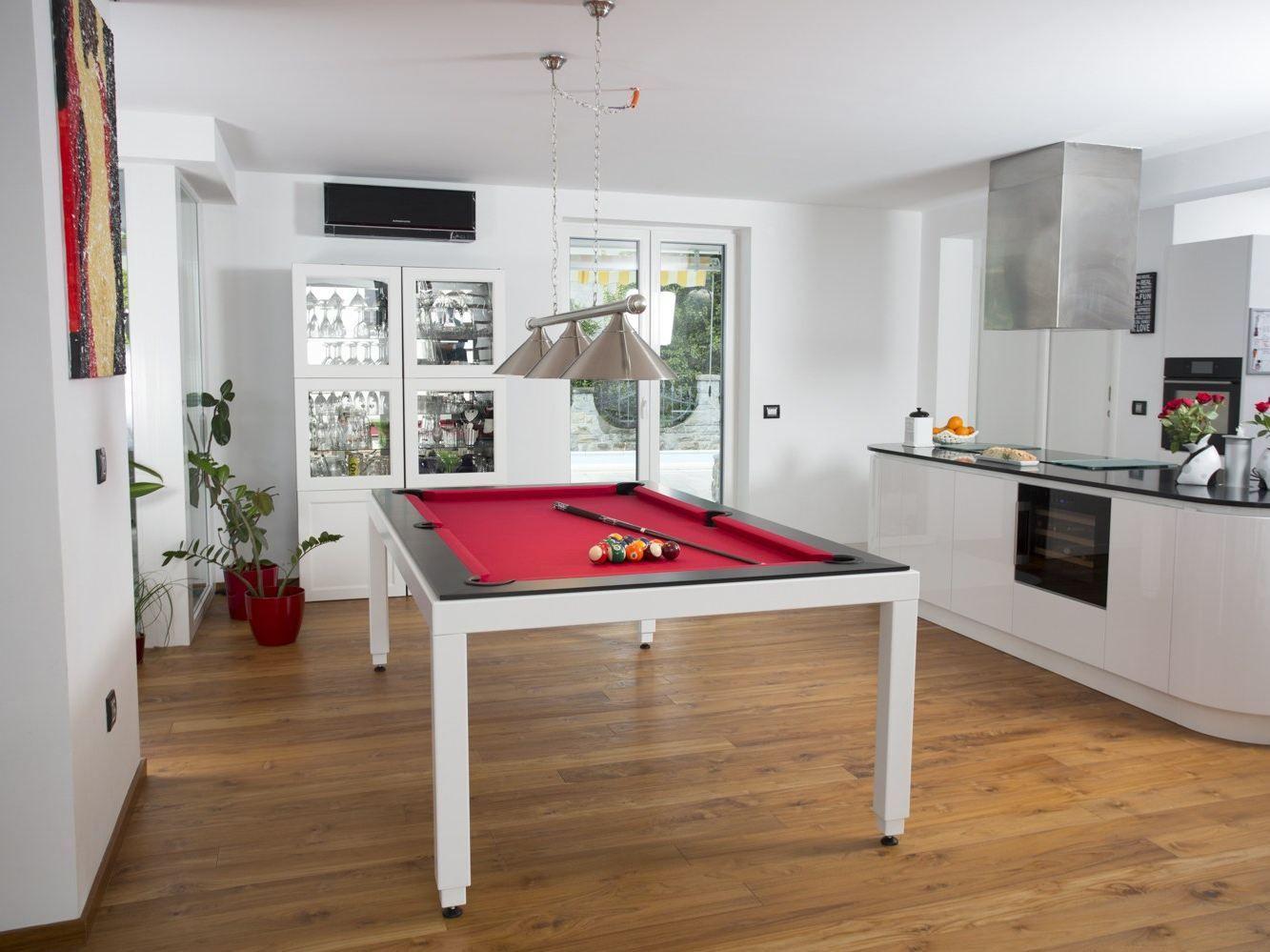 Buy online metalline table by fusiontables saluc steel pool