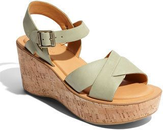 40d3437ca0b ShopStyle  Kork-Ease  Ava  Wedge Sandal