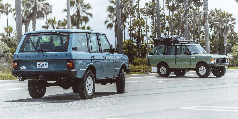 Heritage Range Rover Brooklyn Coachworks In 2021 Range Rover Range Rover Classic Range