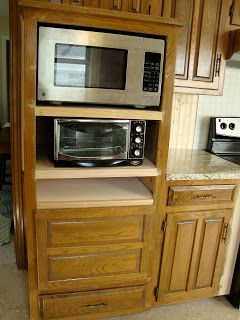 Remove Double Oven Add More Storage E Replace Drop In Stove W A Slide Unit