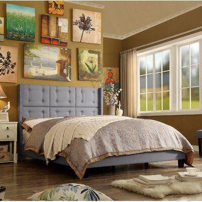 Greyleigh™ Woburn Upholstered Standard Bed | Wayfair