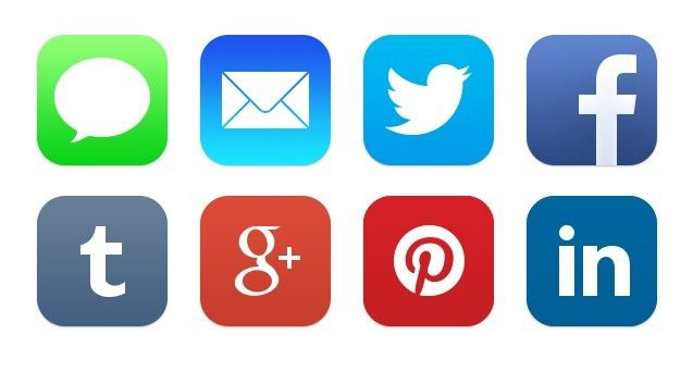 linkedin symbols google zoeken - Linkedin Icon For Resume