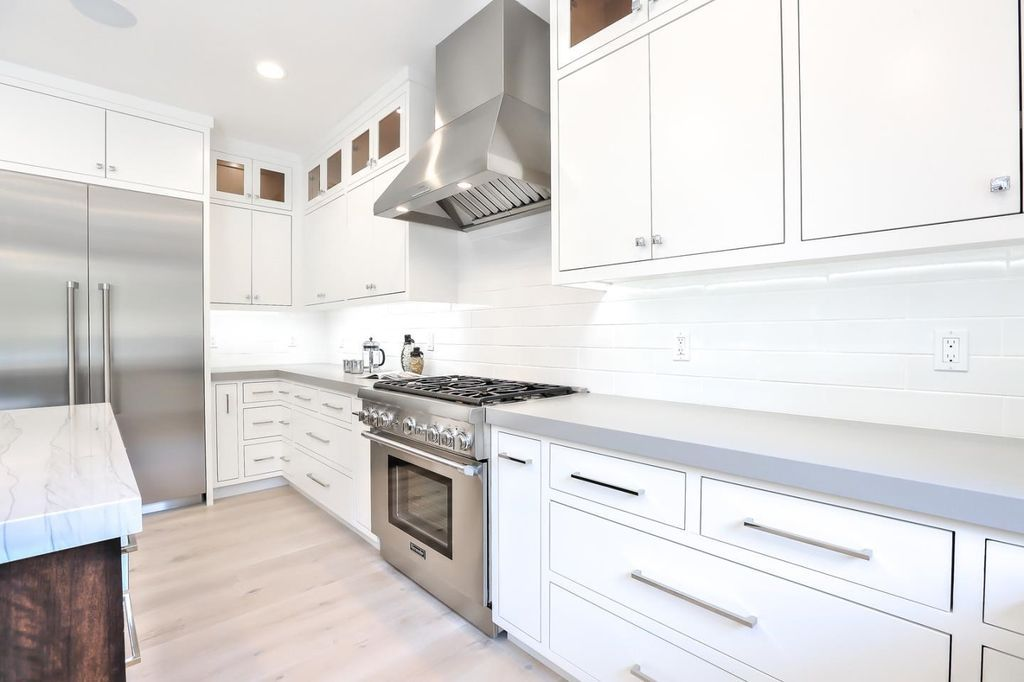 Kitchen Cabinets San Carlos
