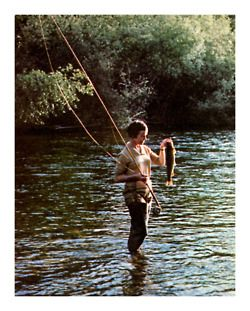 i want to learn how to fish