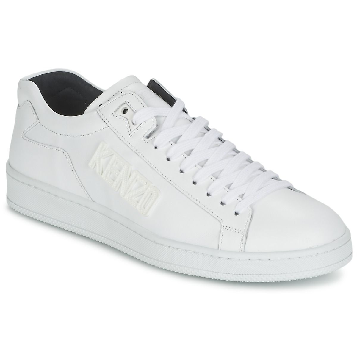 ever popular exclusive deals most popular Baskets basses Kenzo TENNIX Blanc | Spartoo Tendance ...