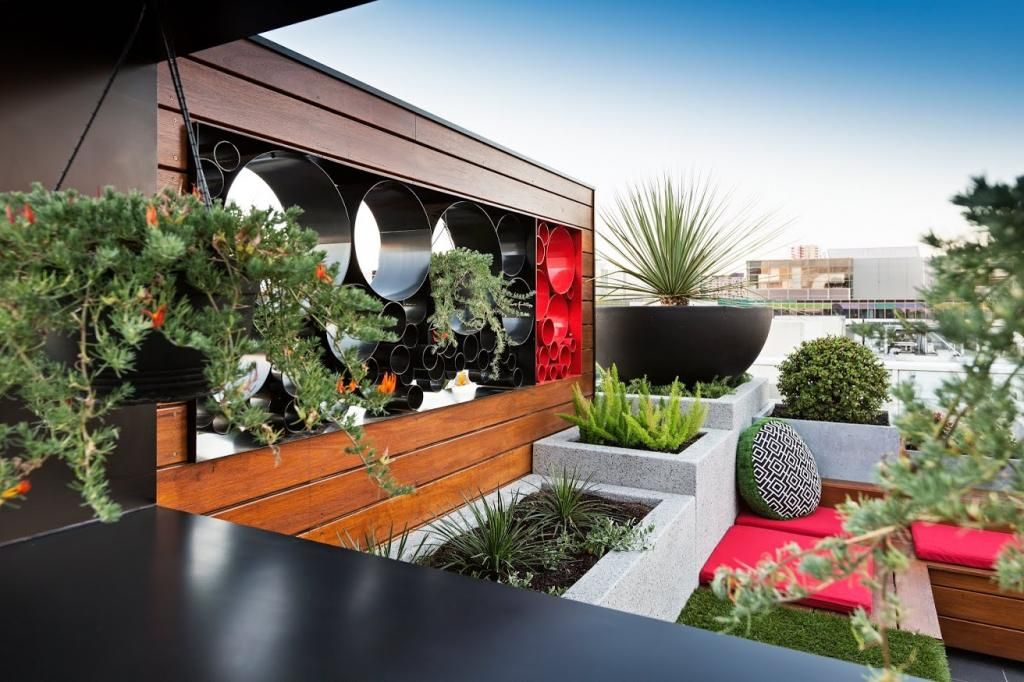 Superior View Photos From Paal Grant   Landscape Designeru0027s Inspiration Board Roof  Terrace Retreat On Hipages.