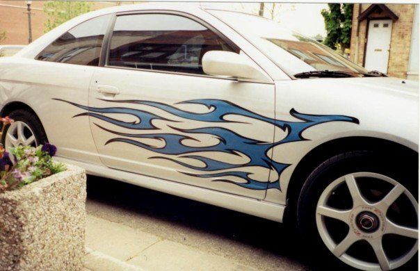 Decals For Your Car Transform Your Car With Trendy Car Graphics - Graphics for cars