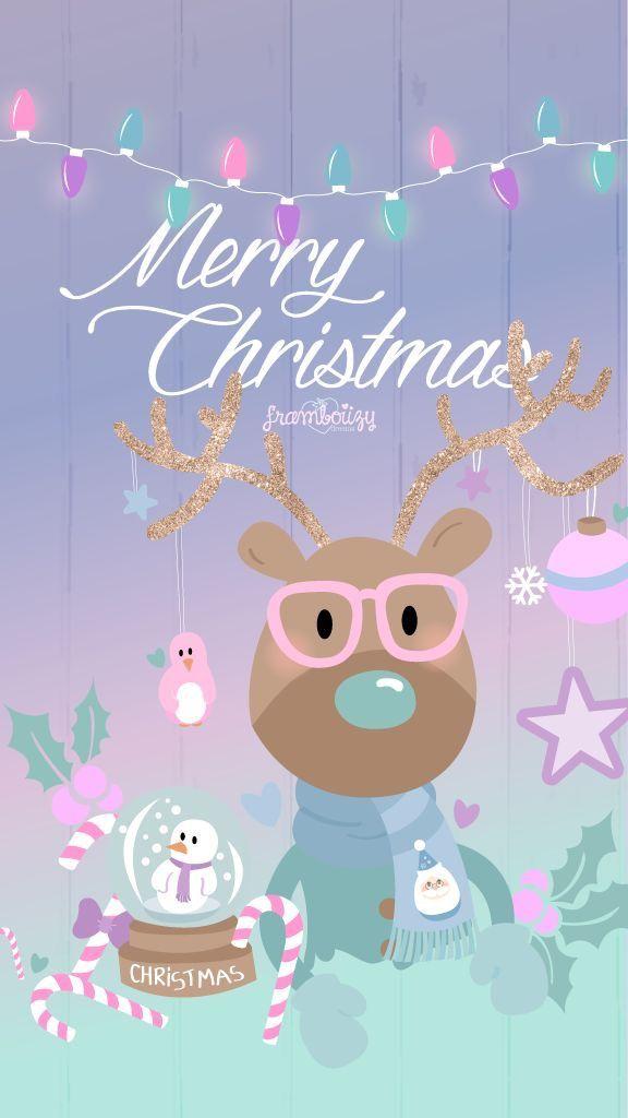 Cellphone Background Wallpaper Christmas Pinterest