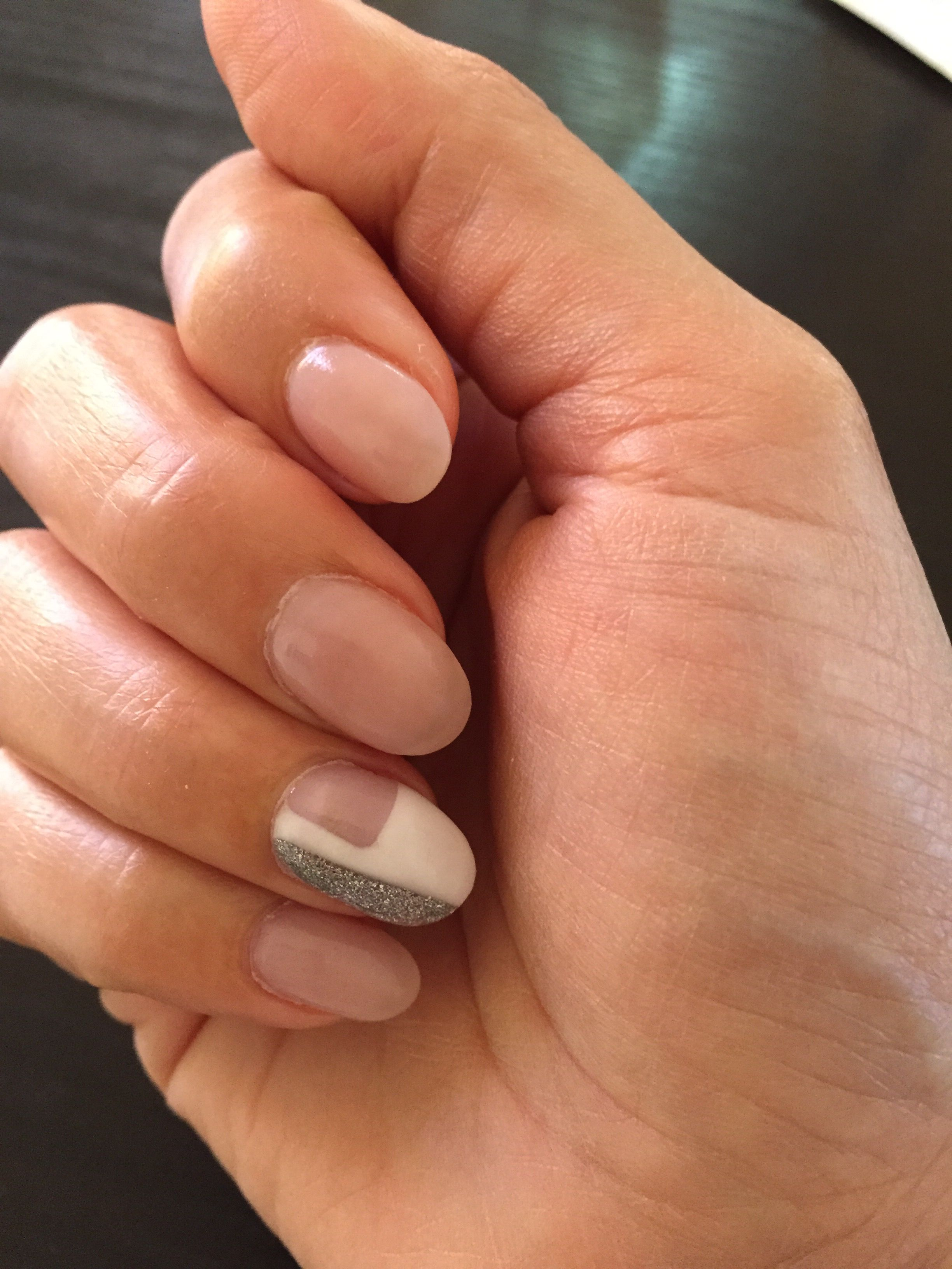 Best Nude And White Nails HD
