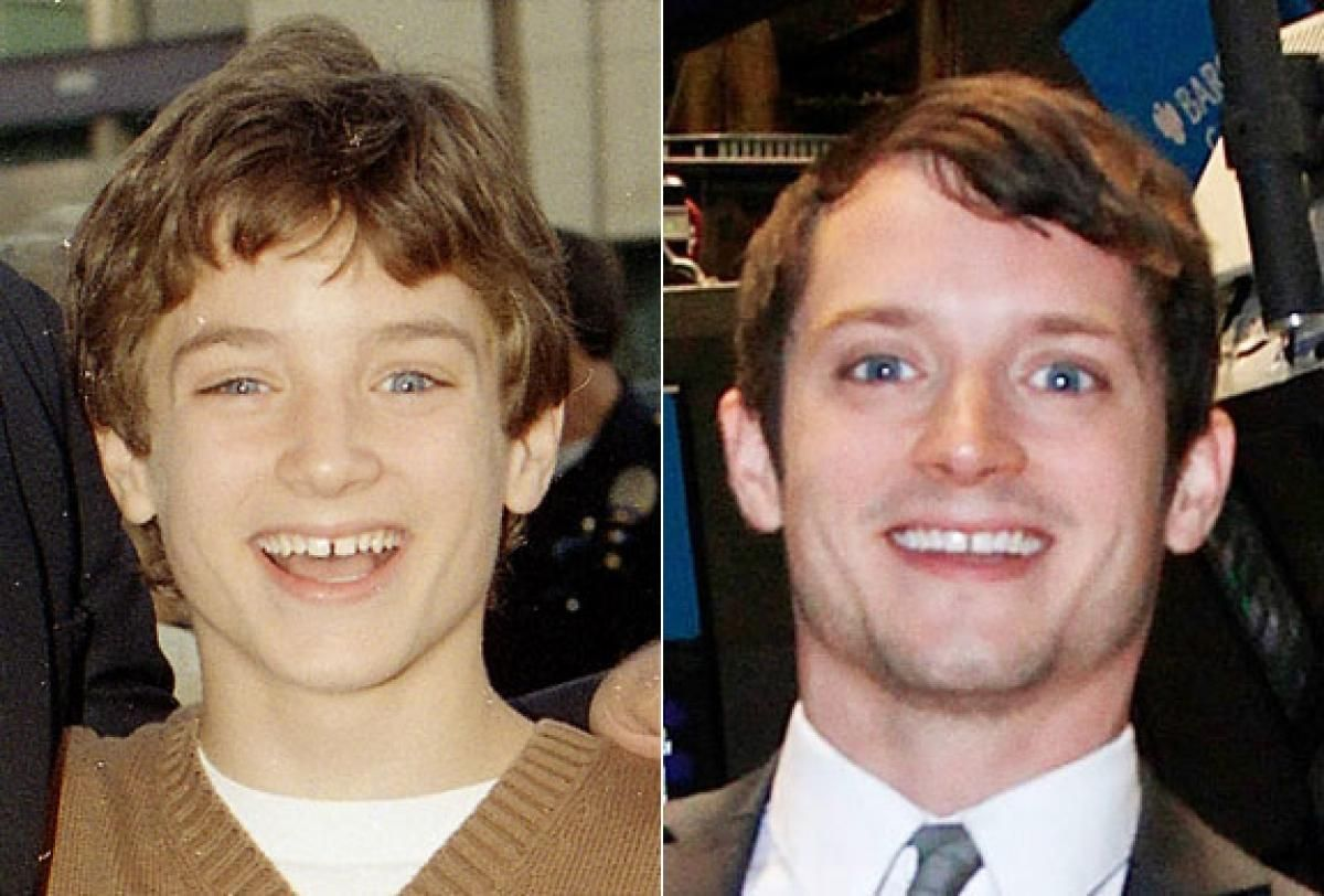 elijah wood photos ageless celebs the secret to staying child star baby faces work outs life styles adult stardom willy wood elijah wood pamela racine shape he s