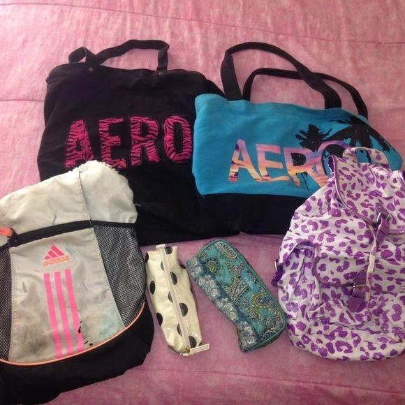 e7ebfb1d841b Bag lot Aeropostale