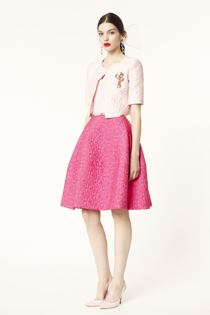 Oscar de la Renta\'s Resort Collection Gives New Meaning to the ...