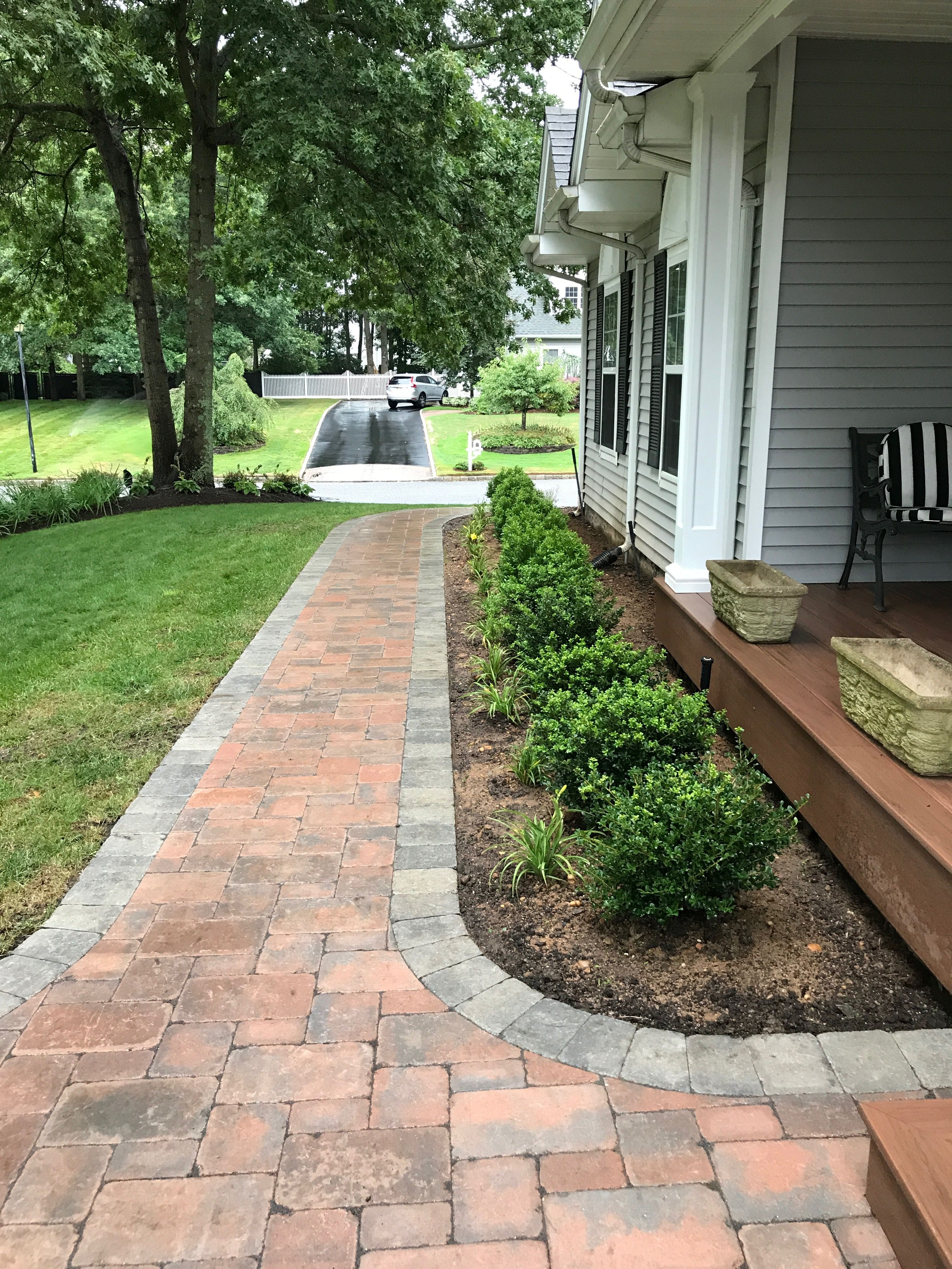 How To Get Great Grass Brick Exterior House Landscape Ideas Front Yard Ranch Red Brick House Exterior