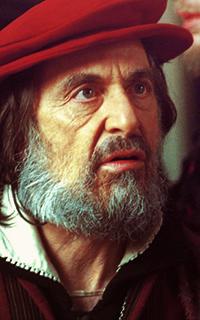 historyavatars Al pacino, Prologue, The merchant of venice