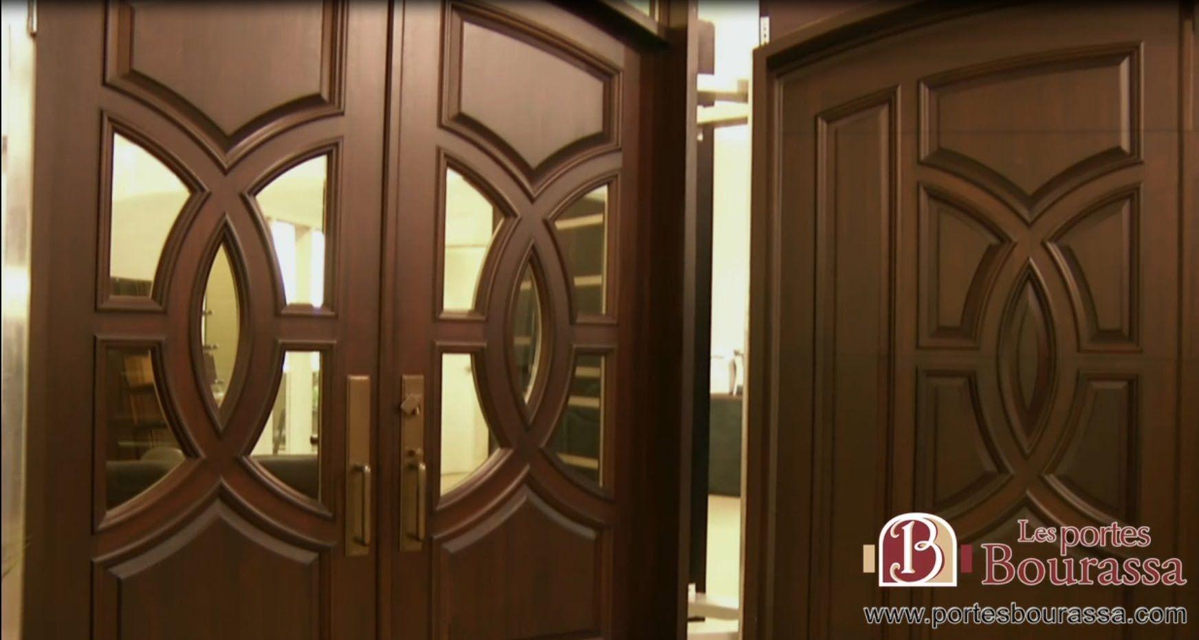 Sexy Porte Bois Exterieur Moderne : Porte De Bois Sur Mesure Custom Wood  Door Les Portes