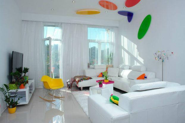 Casa con un ambiente juvenil fácil y gratis -    www