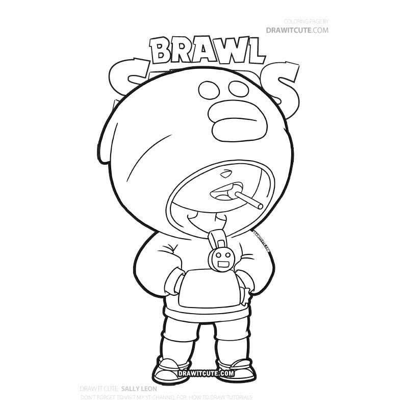 Draw It Cute on | Книжка раскраска, Игровые арты и Раскраски