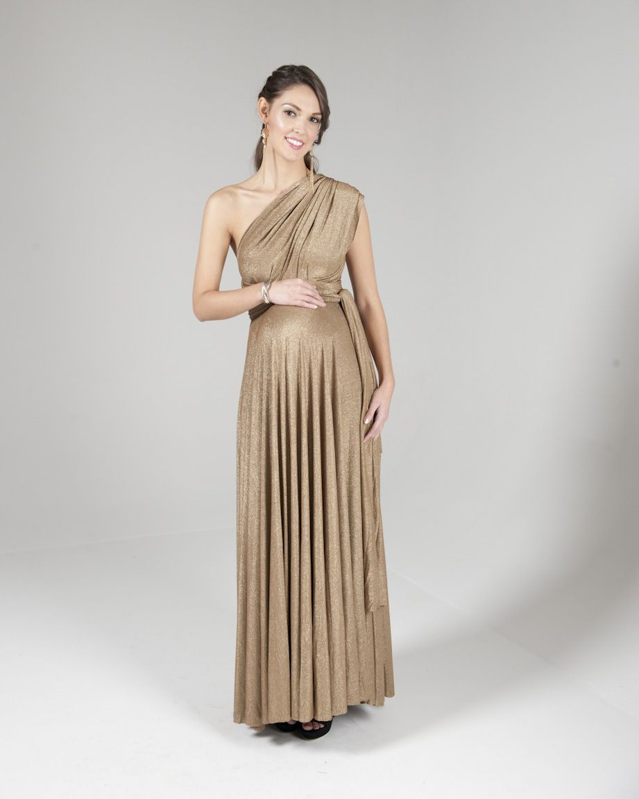 Butter by nadia jersey wrap gown in gold suits non pregnant butter by nadia jersey wrap gown in gold suits non pregnant women too rrp 5 day rental ombrellifo Images