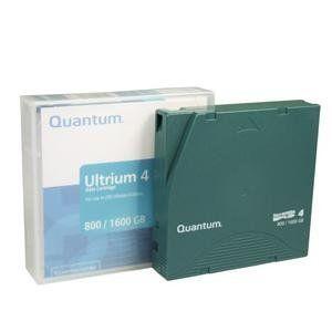 Quantum Lto Ultrium 4 Tape Cartridge 1pk Lto4 800 1 6tb Data Cart