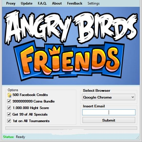 Angry Birds Friends Hack Tool Free Download No Survey Apk Ios