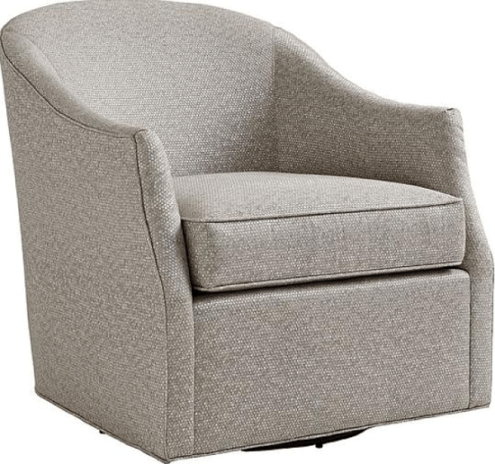 Ariana Escala Swivel Barrel Chair Furniture Furnishings Swivel Barrel Chair Barrel Chair Chair