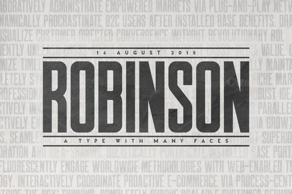 Robinson Typeface Vintage Fonts Vintage Fonts Free Typeface