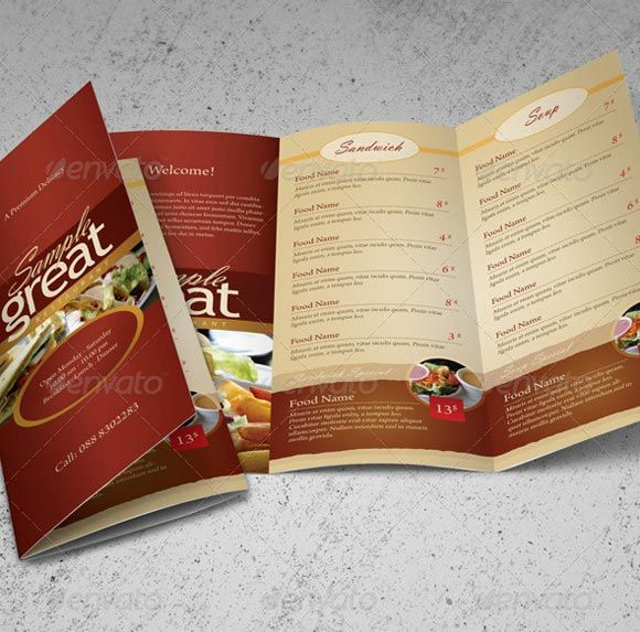 Restaurant Name Ideas List Restaurant Menu Design Inspiration