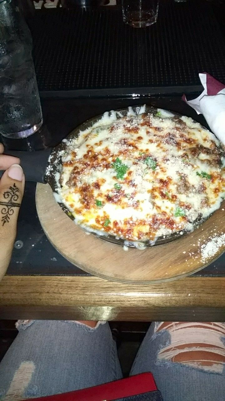 Philly Cheese Steak Mac&Cheese! From House of Mac on Miami