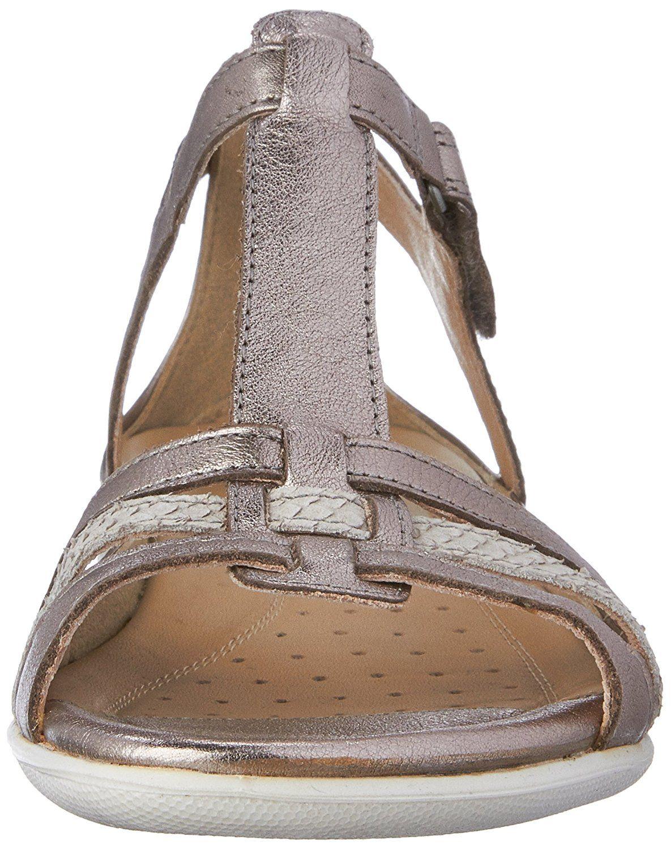 57c5faf3bc1 ECCO Women s Flash Gladiator Sandals  Amazon.co.uk  Shoes   Bags ...