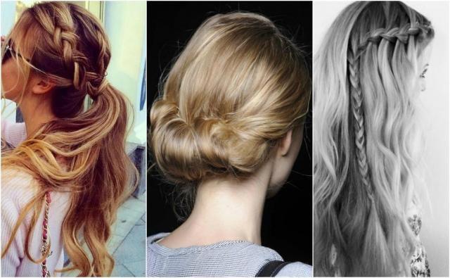 12 Pomysłów Na Szybkie I Efektowne Proste Fryzury Włosy