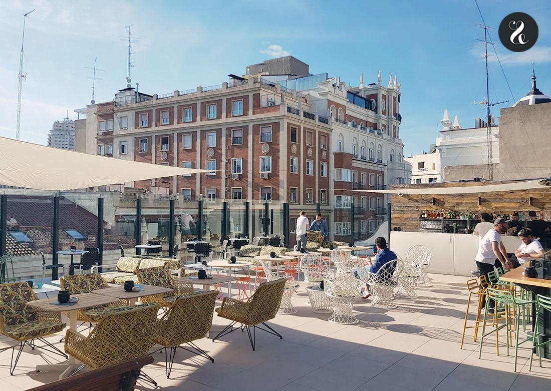 Mejores Terrazas Madrid Margarita S Society Generator Hostel Terrazas Madrid Terrazas Tocar El Cielo