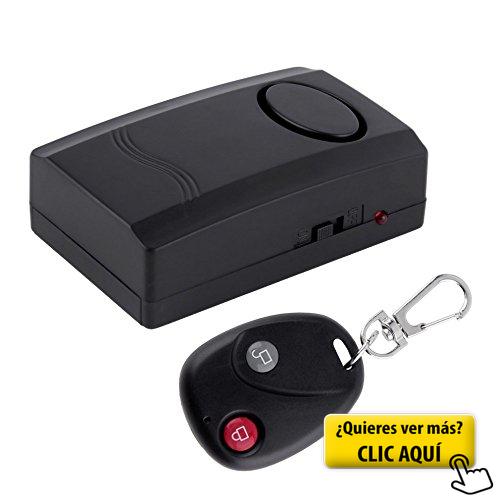 Control remoto de alarma hilos de la vibración... #alarma #coche