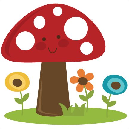 Cute Mushroom SVG cut file for scrapbooking mushroom svg file free ...