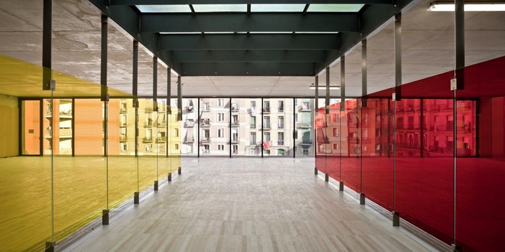 Film Theatre of Catalonia  / Mateo Arquitectura