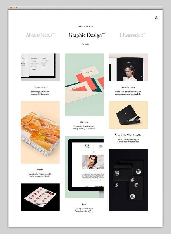 Websites We Love Portfolio Website Design Portfolio Web Design Web Development Design