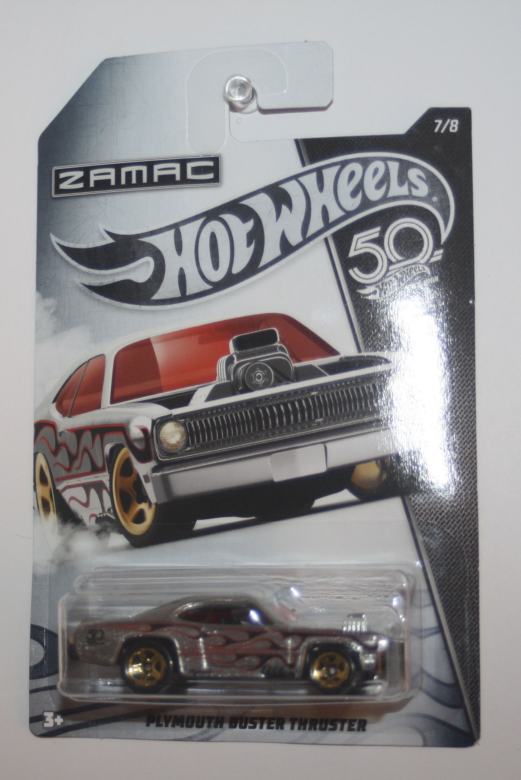 Hot Wheels Penske Vw Drag Bus And S39cool Lot Of 3 Loose Hotwheels Mnm Rare 2018 50th Anniversary Zamac 7 Plymouth Duster Thruster Walmart Card In Decent Shape