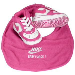 Nike Air Force One Crib - Girls\' Infant - Shoes   Baby Emily ...