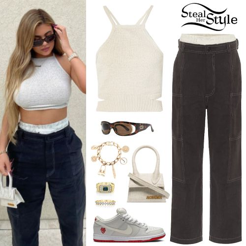 Kylie Jenner Clothes & Outfits | Page 2 of 50 | St