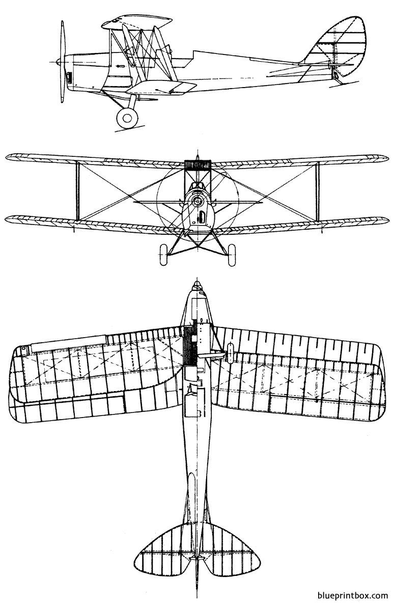De Havilland Dh 82 Tiger Moth Blueprintboxcom Free Plans And Blueprints Ford Mustang Engine Diagram Of Cars Trailers Ships Airplanes Jets Scifi More
