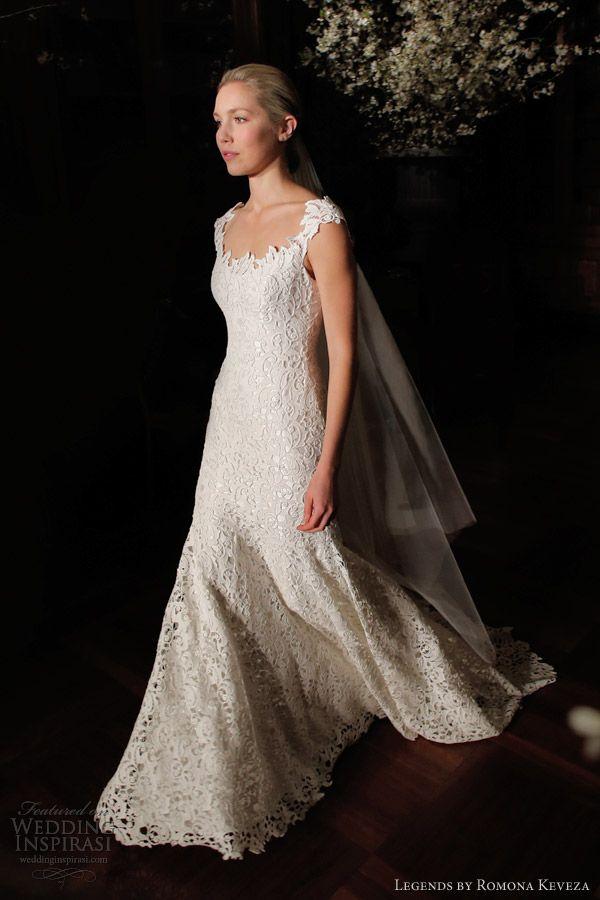 Legends by Romona Keveza Spring 2014 Wedding Dresses | Romona keveza ...