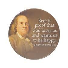 Benjamin Franklin ahead of his time