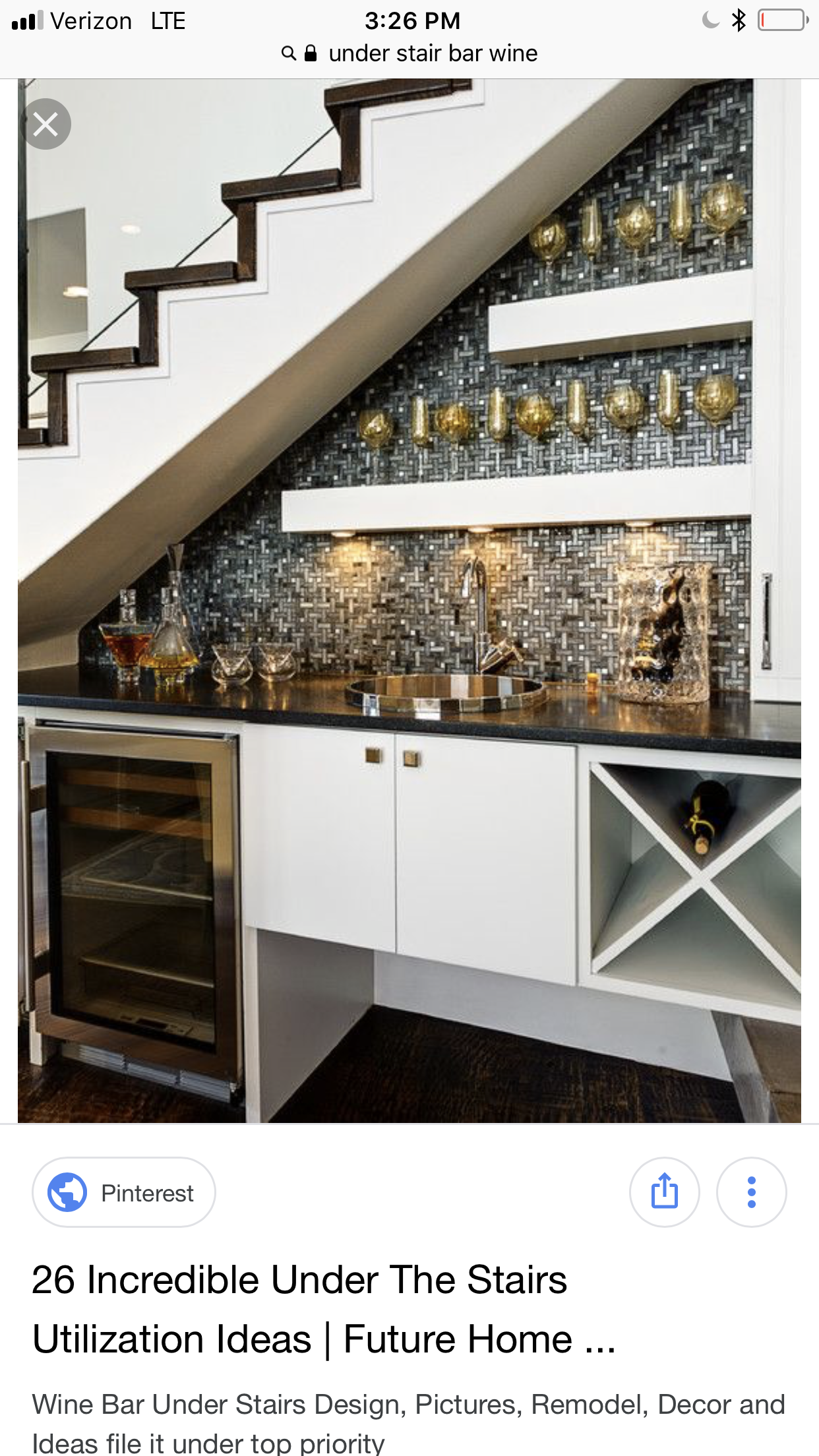 Under Stair Consideration Bar Under Stairs Bars For Home Stairs Design
