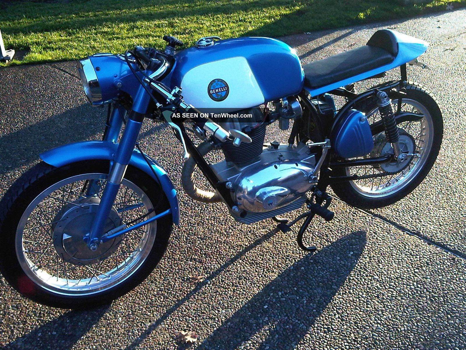 1963 Benelli Wards Riverside 250 Benelli Photo 3