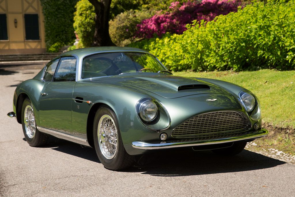1960 1962 Aston Martin Db4 Gt Zagato Chassis Db4gt 0187 L Ultimatecarpage Com Gran Turismo