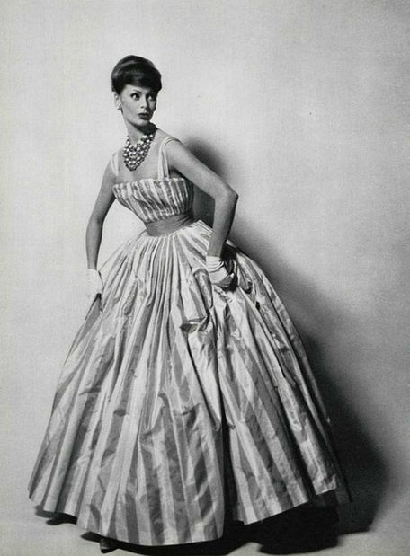 Pierre Balmain 1950 S Vintage Fashion Inspiration