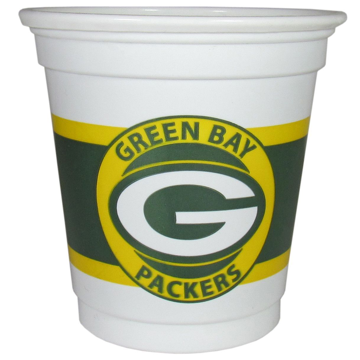 Green Bay Packers 18 Game Day Mini Cups