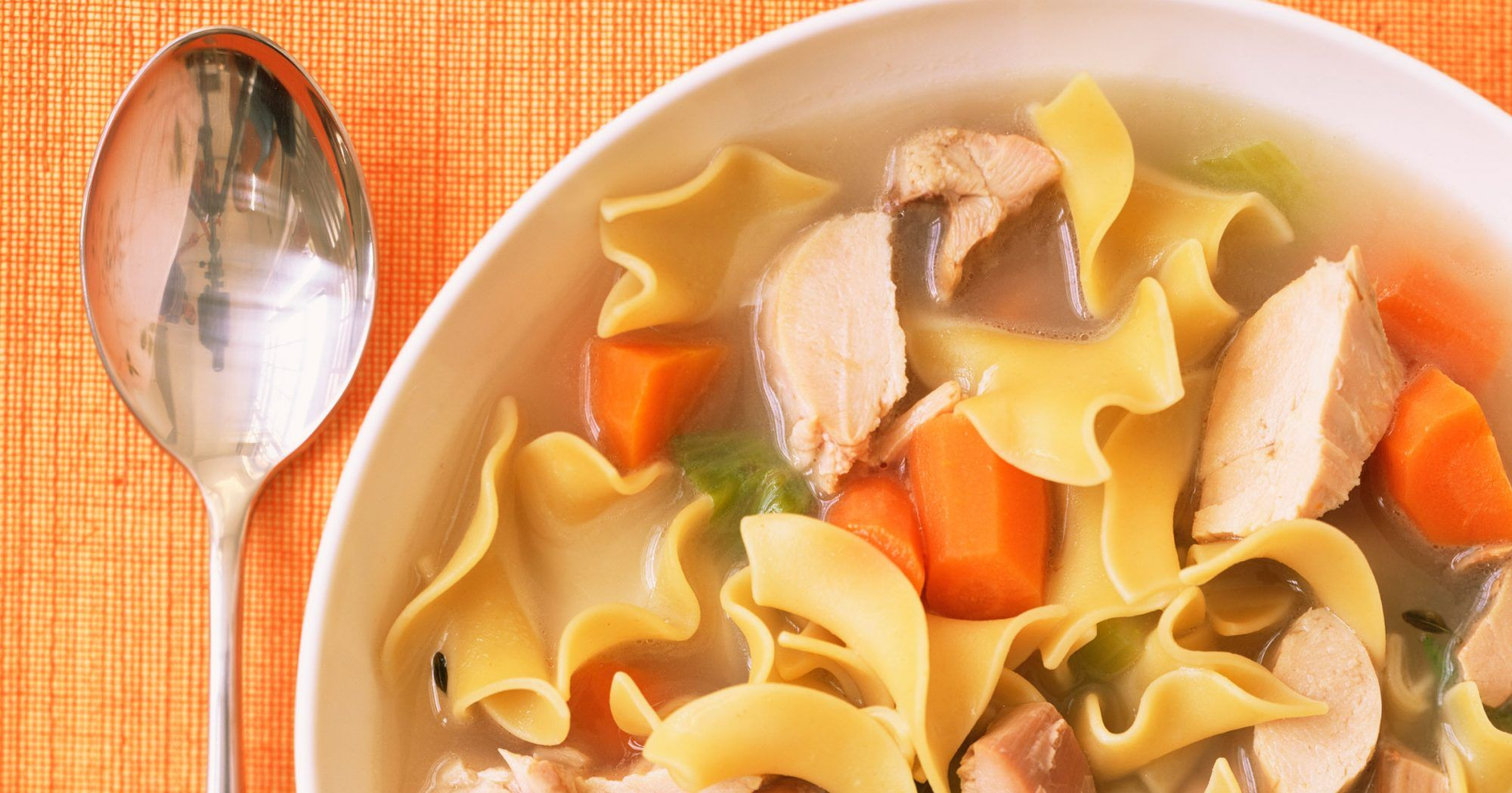 This Chicken Noodle Soup Just Might Rival Your Mom's Recipe